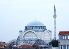 The most beautiful mosques in Istanbul, Turkey