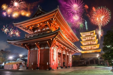 Traditions to celebrate New Year's Eve in Japan